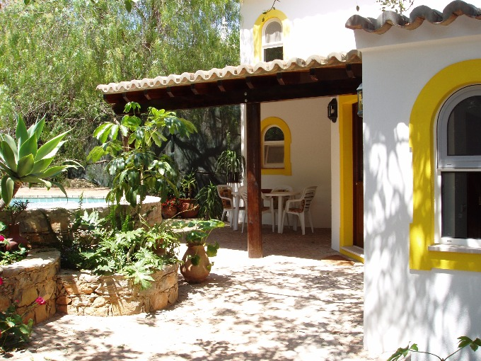 Villas in Tavira Algarve - The Summer House,Near Santo Estevao