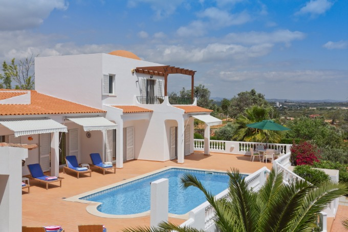 4 Bedroom Villa Armacao De Pera Algarve 8 people  | Private Pool