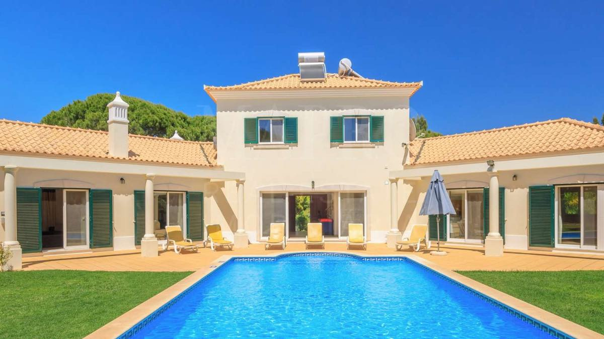 5 Bedroom Villa Vale Do Lobo Algarve 10 people  | Private Pool