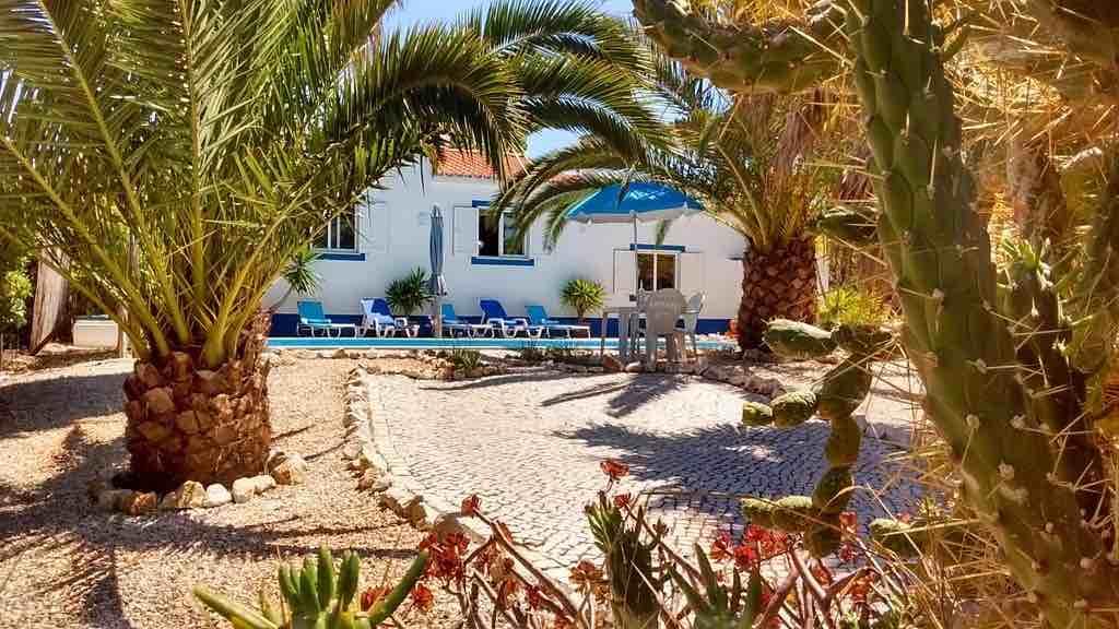Villa Vale Da Telha, Aljezur Algarve