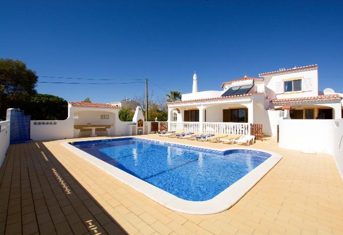 Villa Carvoeiro / Vale Do Milho Algarve