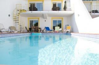 4 bedroom villa Praia Da Luz Western Algarve 8 people.