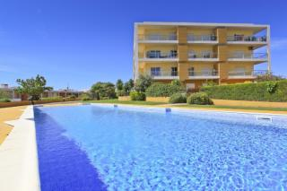 TOP FLOOR(3), SEA VIEW, 1 BED APARTMENT. Portimao / Praia Da Rocha