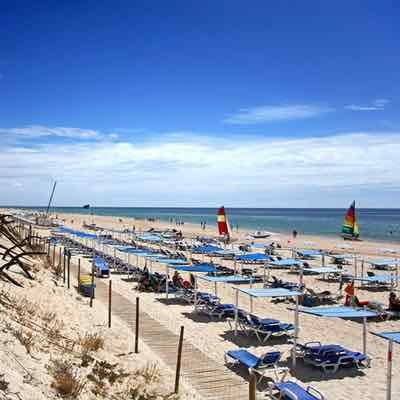 west algarve booking